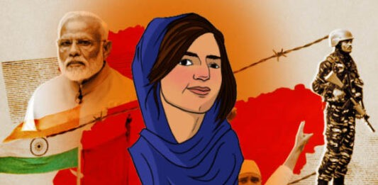Indian state terrorism and Muslim women of Jammu and Kashmir