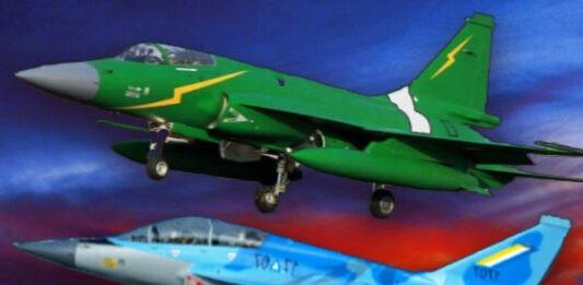 JF-17-Thunder-Block 3 VS Tejas